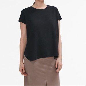 M.M. LaFleur The Didion Top 3.0 Blouse Black XL